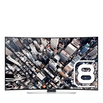 UE65HU8505Q 65&quot; Curved UHD TV HU8505<br/>