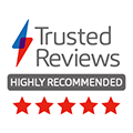 Trust Reviews 로고