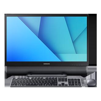 올인원 7 New (60.5 cm) DM700A4L-L35  Core™ i3 / 128 GB SSD + 500 GB HDD