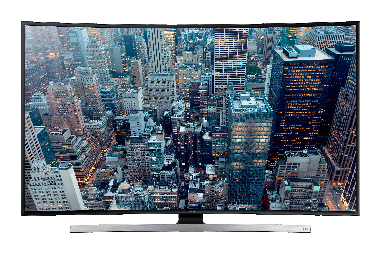 커브드 UHD TV JU7550F 125 cm