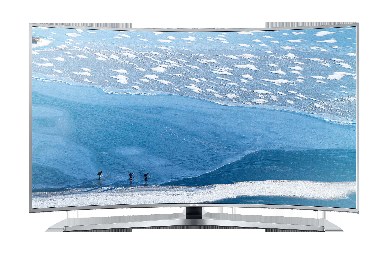 커브드 UHD TV KU7500 198 cm