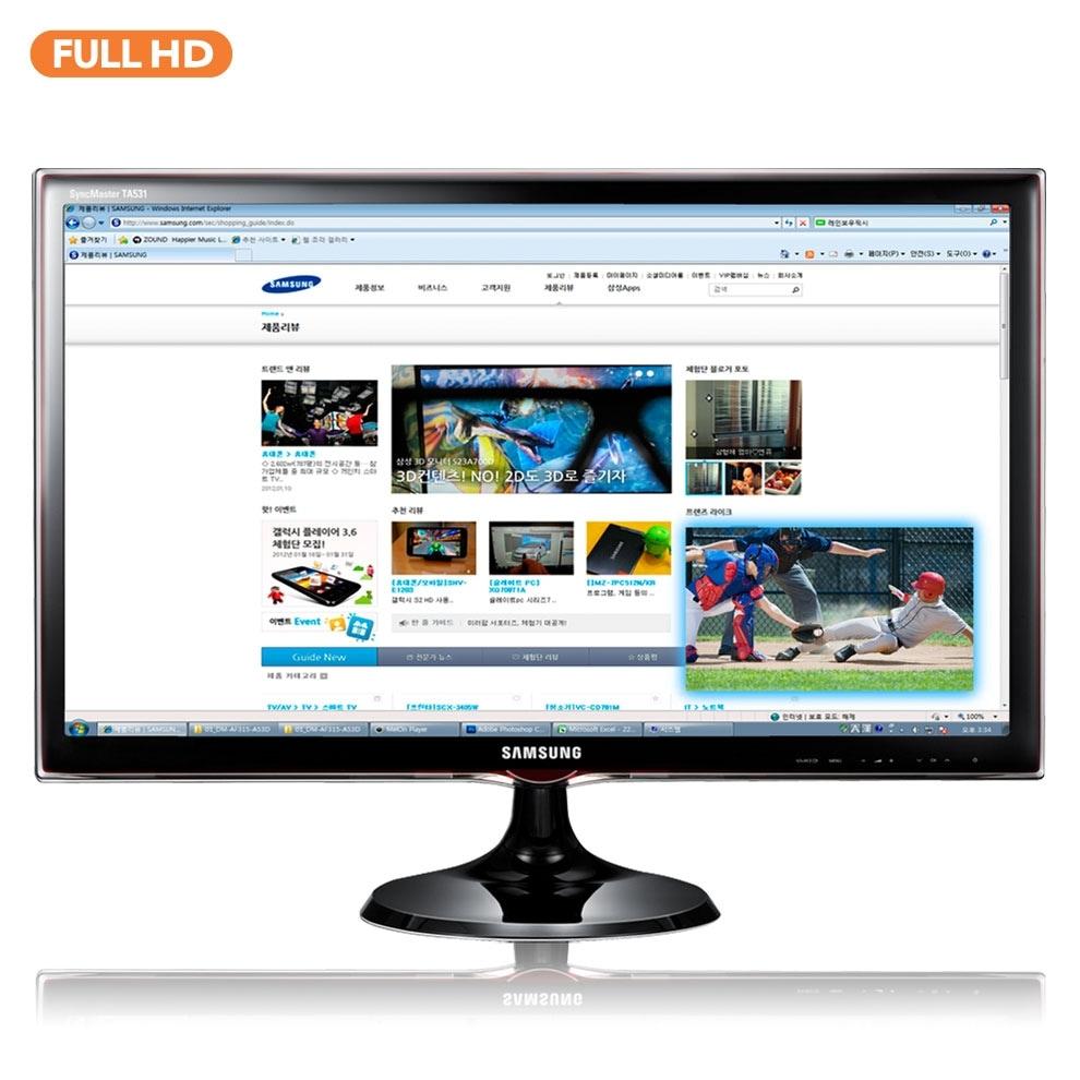 T27A531  68 cm Full HD 삼성 TV모니터