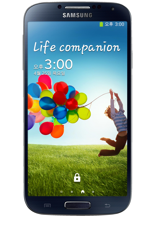 갤럭시 S4  SKT, 약정폰 블랙 미스트