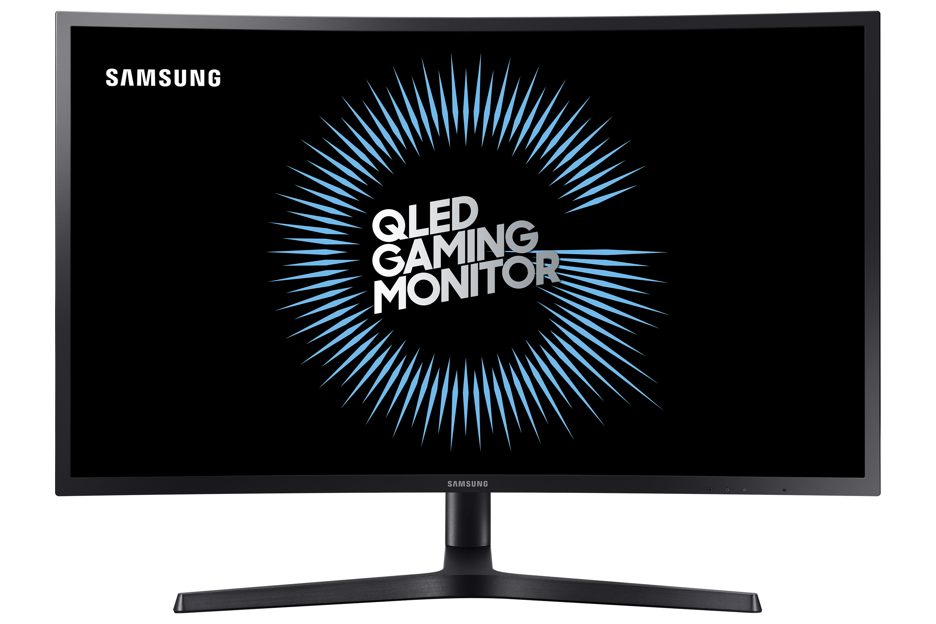 "32"" QLED Gaming Monitor with richer and clear gameplay"