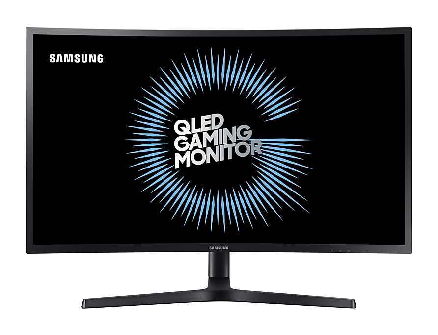 32 Qled Gaming Monitor With Richer And Clear Gameplay C32hg70qqe