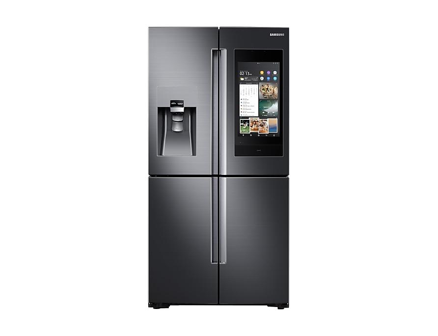 Samsung Family Hub Smart Fridge 550l Rf56n9740sg Ss Price