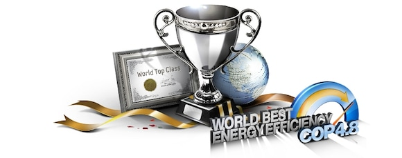 World Top Class Energy Efficiency