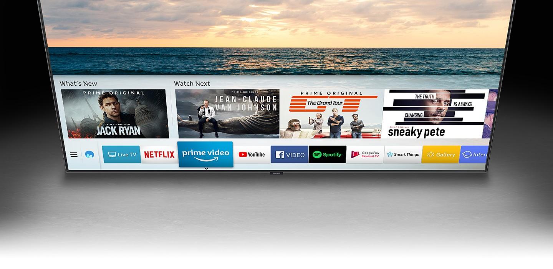 Samsung QLED TV Q6F 2018  Q Smart