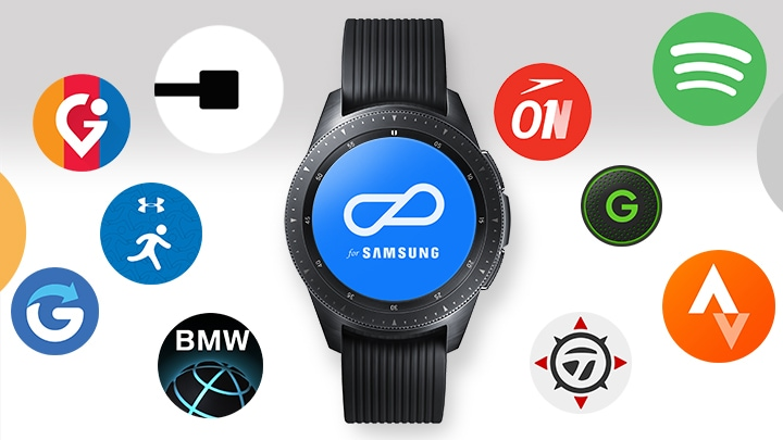 Samsung Galaxy Smart Watch Gear S4 – Apps