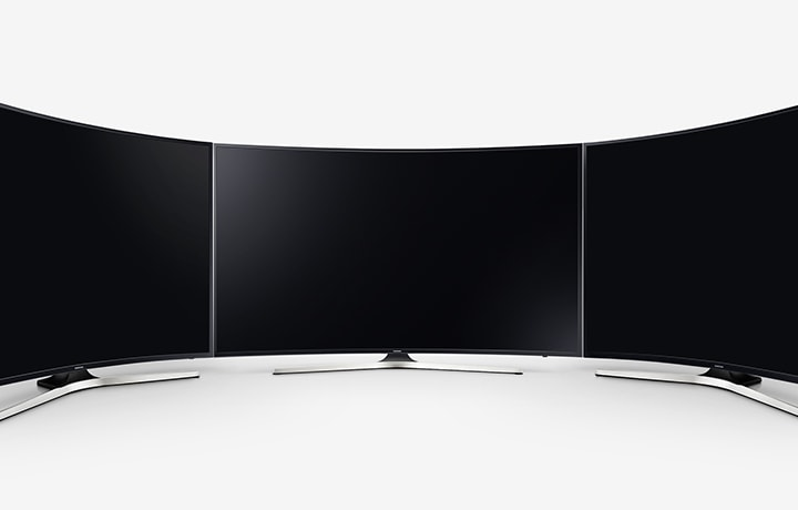 Samsung UHD Curved Smart TV MU6300 Series 6 Beautifully curved