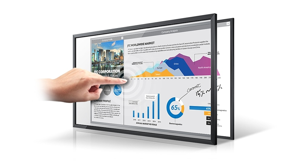 Enhance viewing experience for increased productivity
