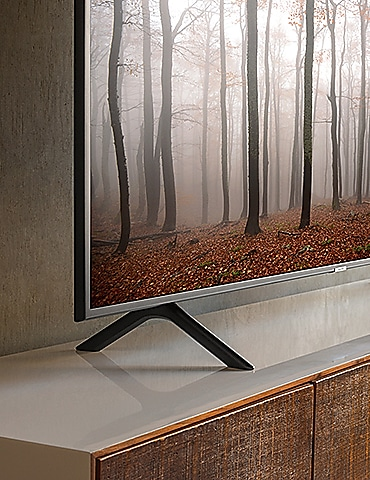 Samsung UHD 4K Smart TV NU7103 Series 7 - sleek and slim