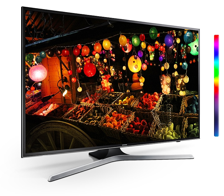 Samsung UHD 4K Smart TV MU6100 Series 6 in Vivid and Precise Colour