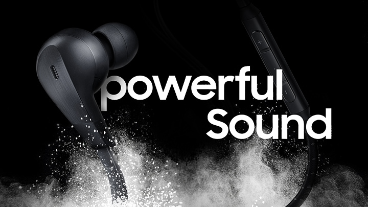 Pure and powerful sound