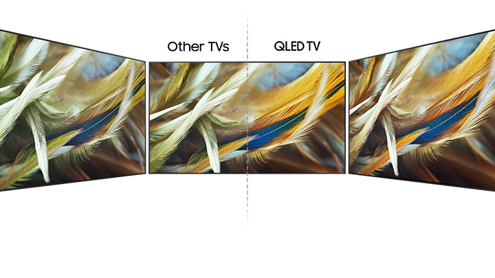 samsung QLED Q9F 4K Smart TV Q Viewing Angle