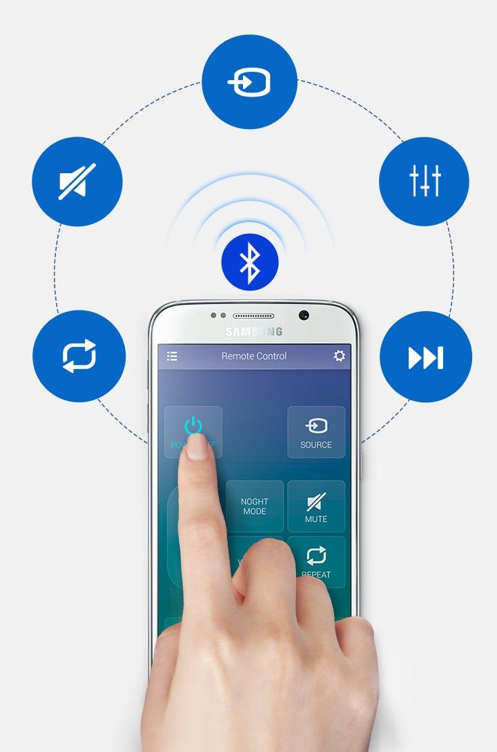 Samsung Audio Remote App