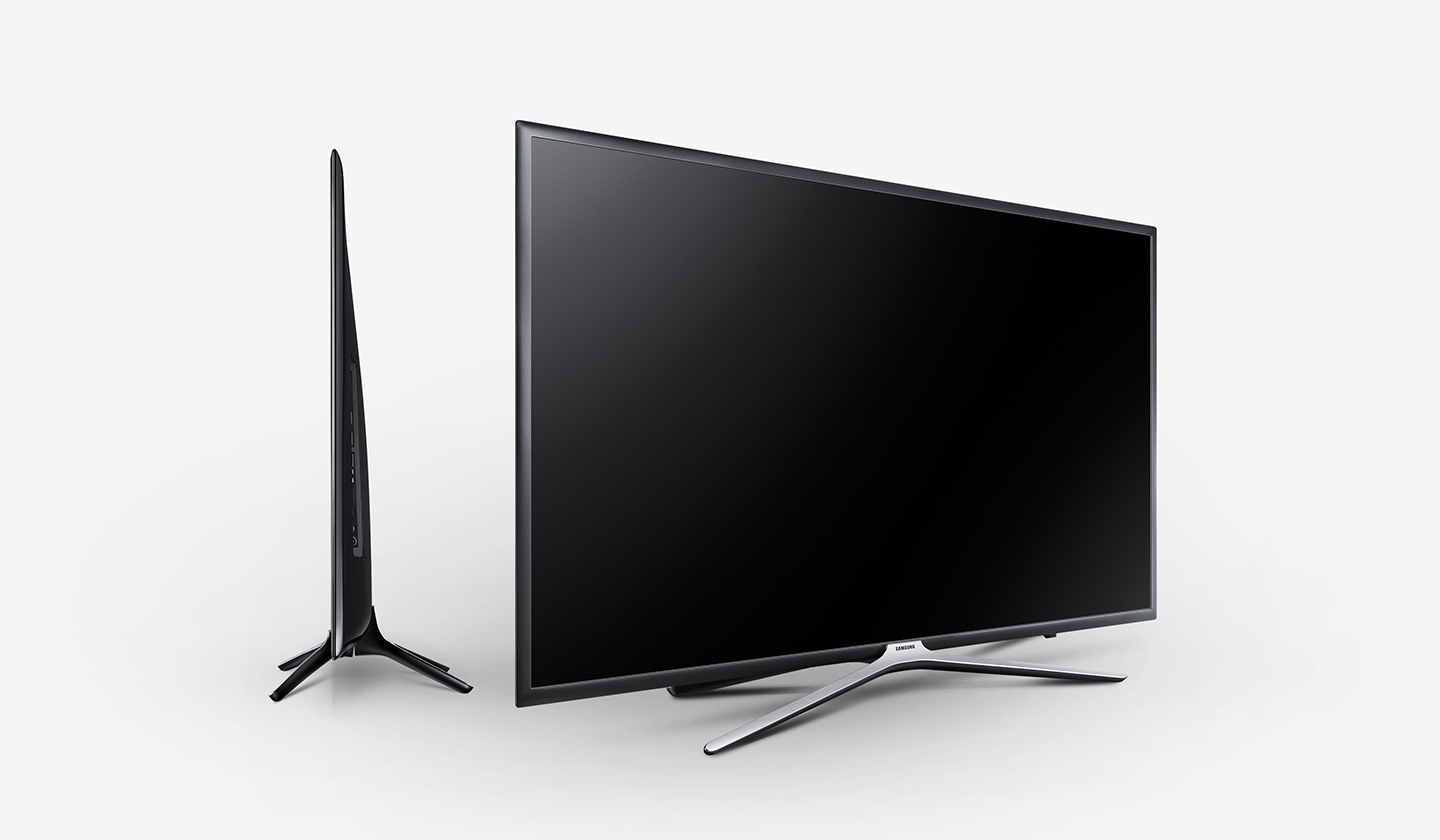 Samsung Full HD Smart TV M5500 Series 5 Slim design