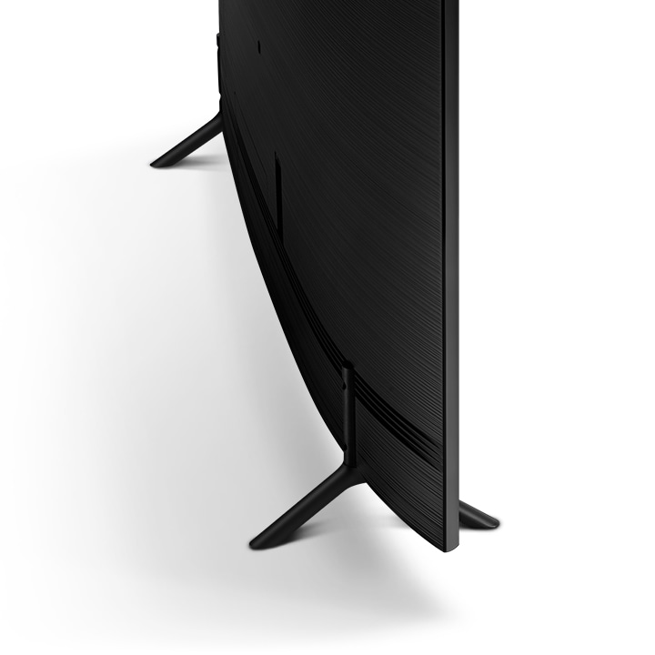 Samsung UHD 4K Curved Smart TV NU7300 Series 7 - slim design