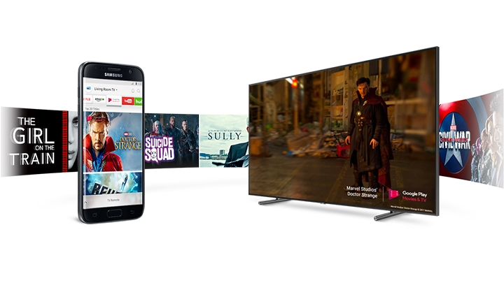 Samsung Smart TV Smart View