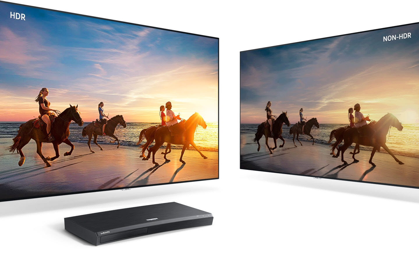 Samsung Ultra HD Blu-ray Player HDR Technology