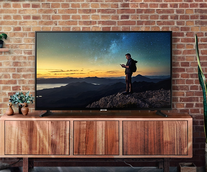 Samsung UHD 4K Smart TV NU7090 Real 4K Screen Resolution