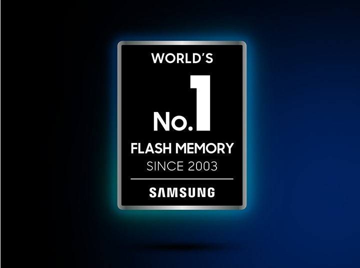 World's No. 1 Flash Memory