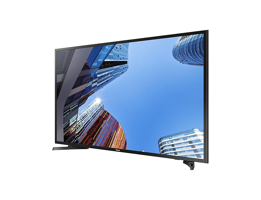 Samsung Full HD J5250 Smart TV – screen side view