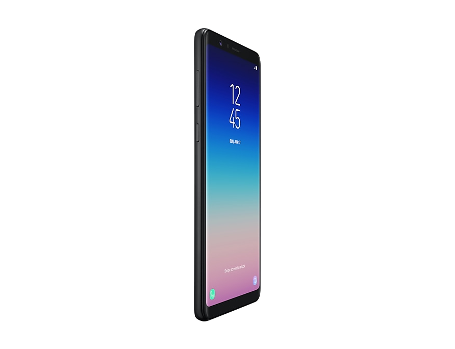Samsung Galaxy A8 Star dynamic6 black