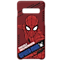 Galaxy S10 Spider Man Dynamic Smart Cover front red