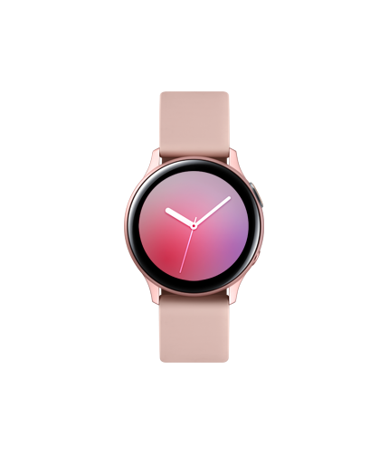 Galaxy Watch Active 2 (40mm) front pink