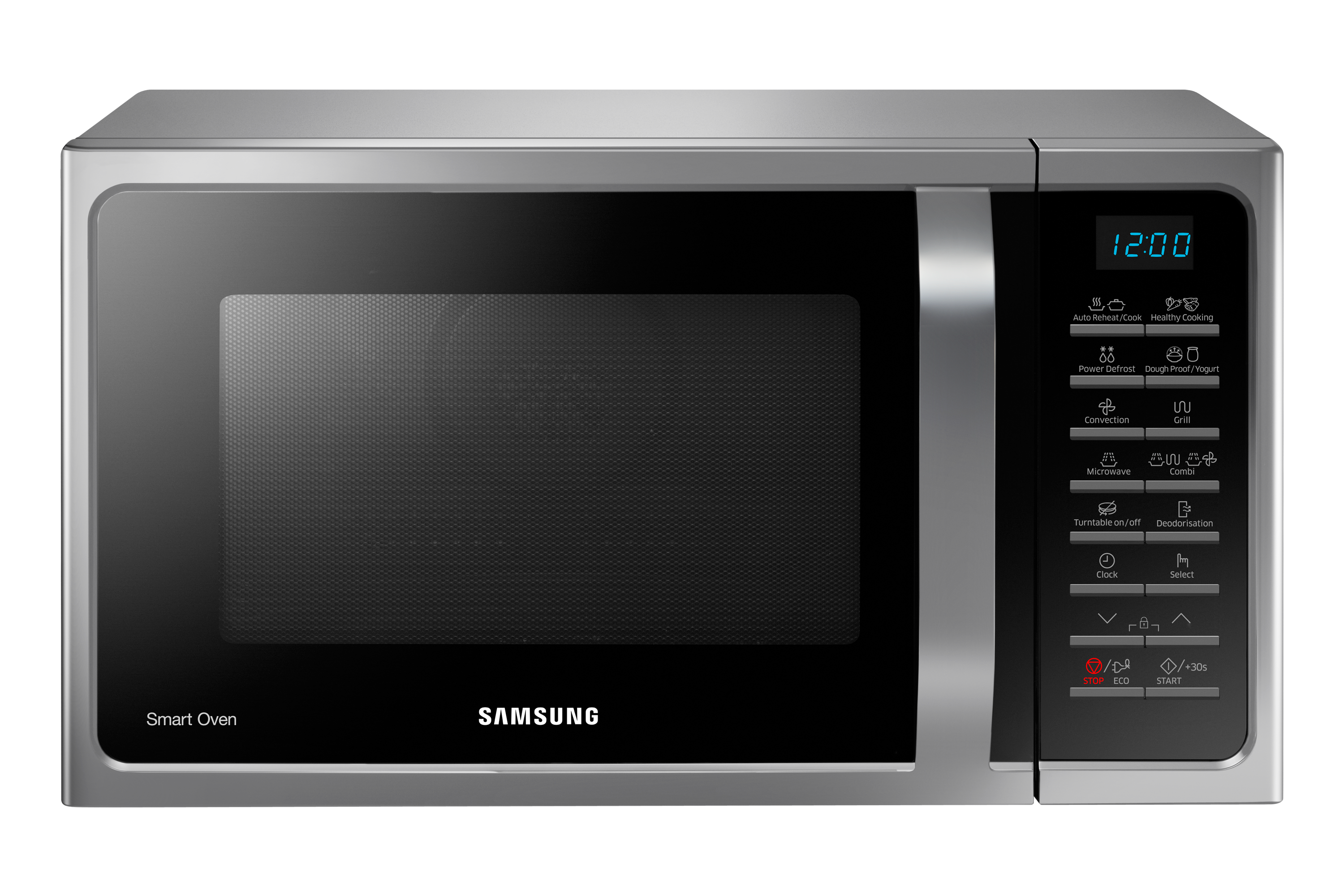 Ceramic Enamel, 28L, Grill Convection Microwave