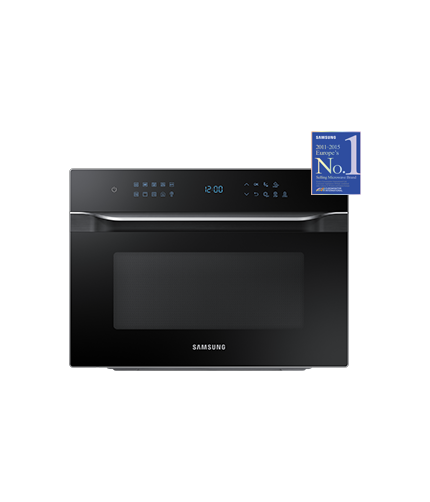 Samsung Convection Microwave MC35J8088LT/SP Front silver