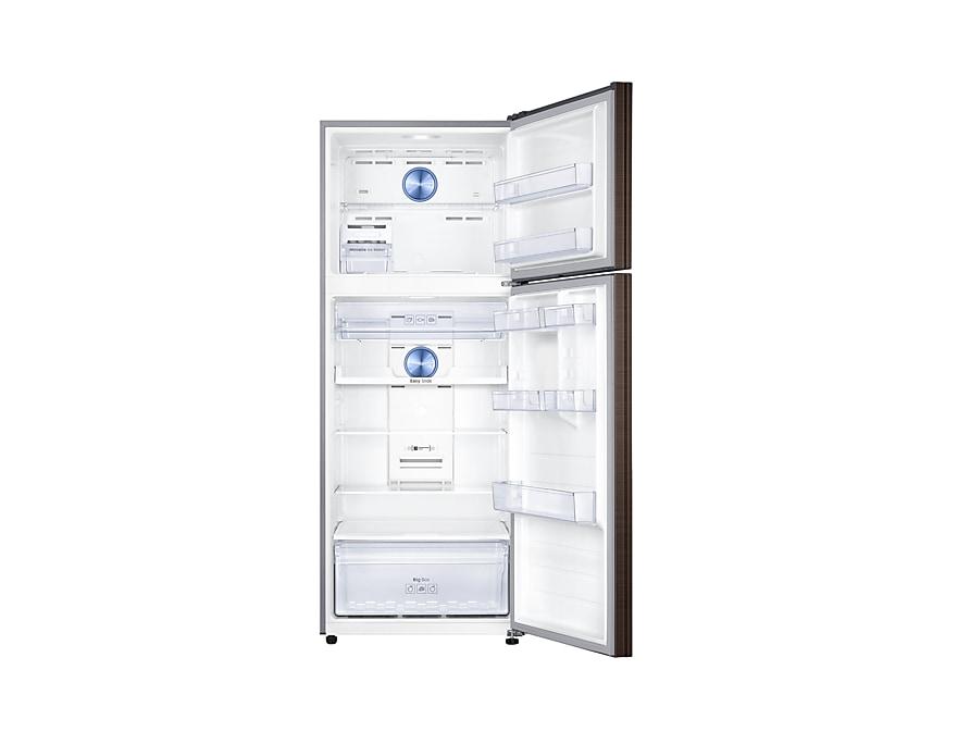 Twin Cooling Plus™ 453L Top Mount Freezer, 3 Ticks Front Open fridge singapore
