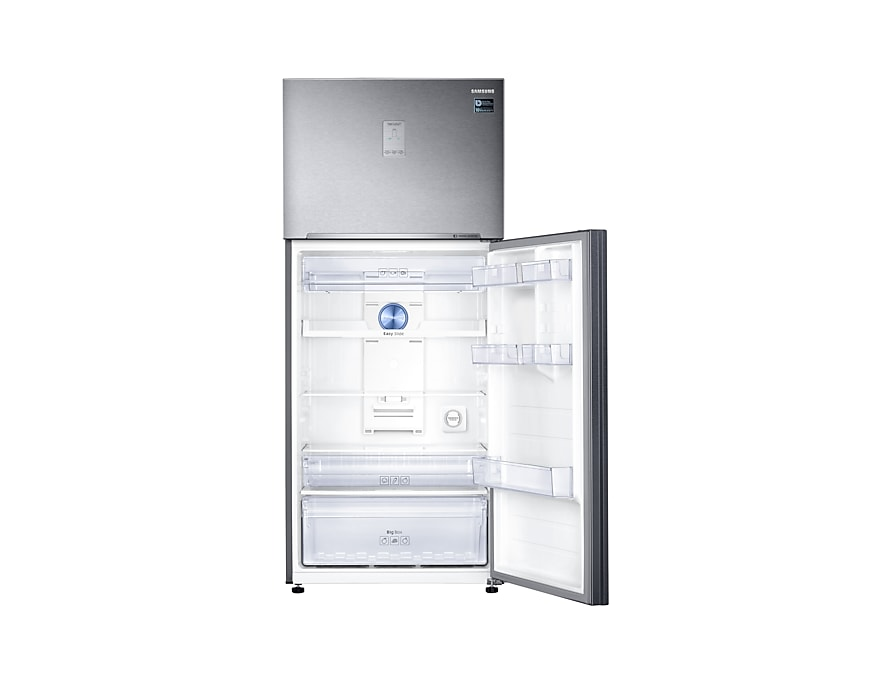 Refrigerator – Twin Cooling Plus™, 530L. Top Mount Freezer, 3 Ticks Silver SILVER