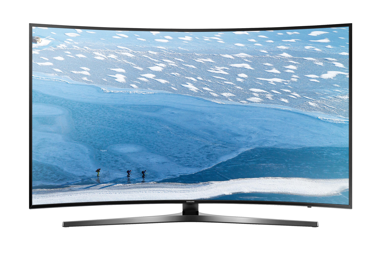 65 U0026quot  Uhd 4k Curved Smart Tv Ku6500 Series 6