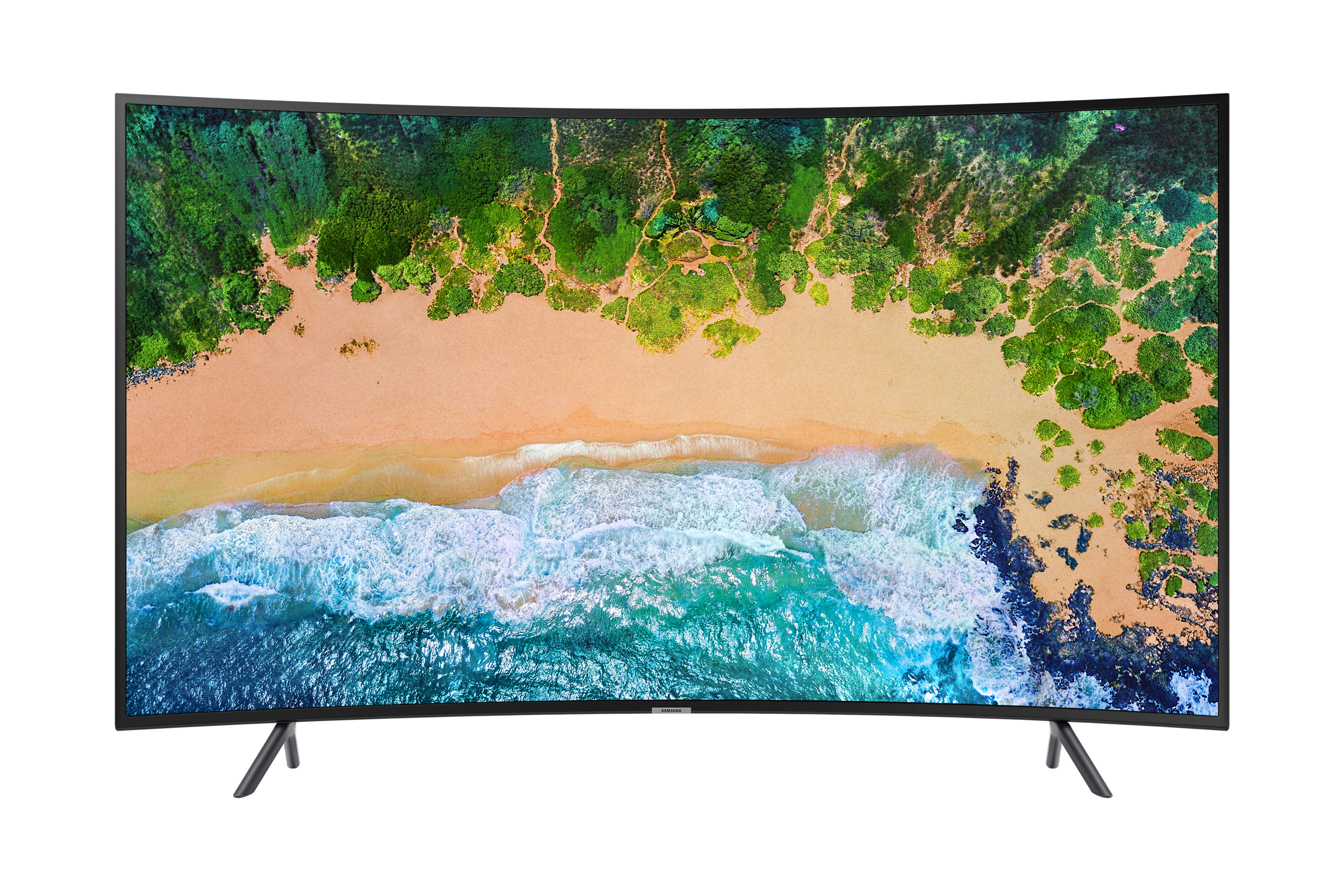 "49"" UHD 4K Curved Smart TV NU7300  Series 7"