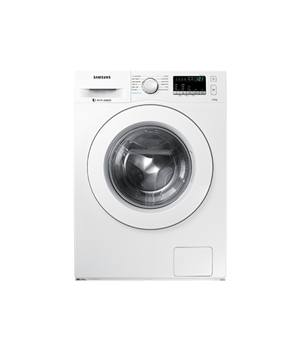 Samsung Front Load Washing Machine – Front View