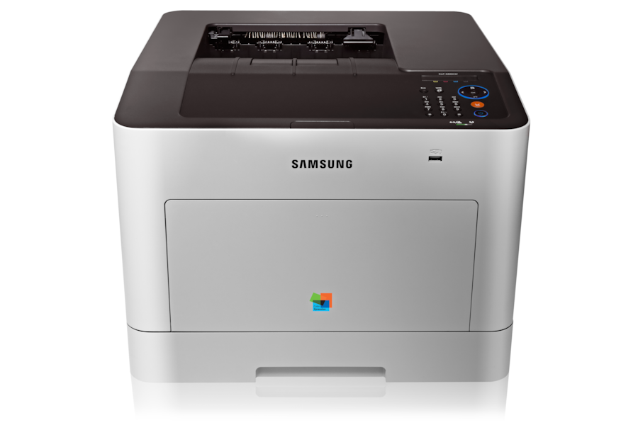 Colour Laser Printer  CLP-680DW 680DW Front