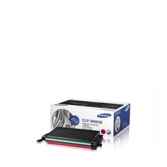 CLP-M660B Magenta Toner  (5,000 pages)