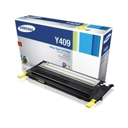CLT-Y409S Yellow Toner  (1,000 pages)