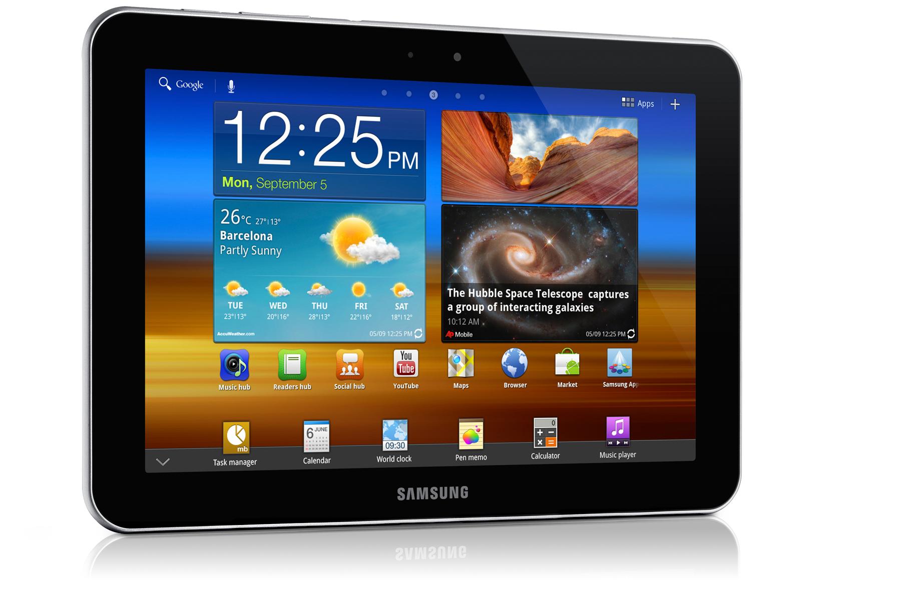 какая модель samsung tablet новее
