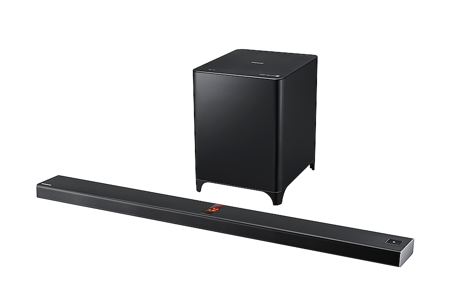 HW-F850 Right Perspective Black