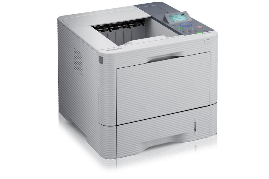 Mono Laser Printer ML-4510ND 4510ND Left Angle