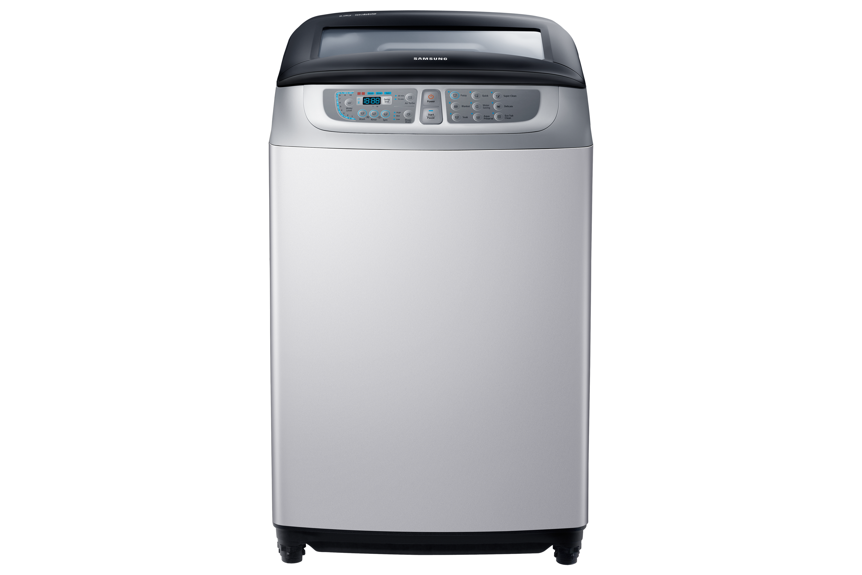 WA90F5S5 Top Loader with Wobble  Technology, 9 kg