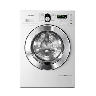 Vistula Washer with Eco Bubble, 8 kg, White