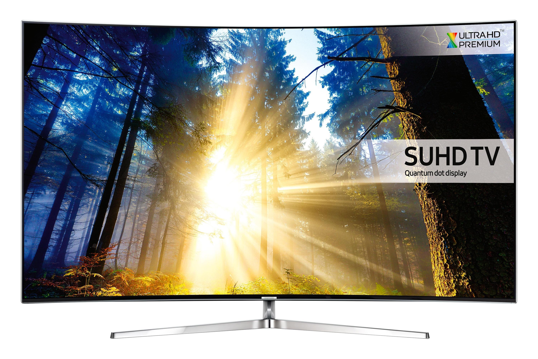 "138 cm (55"") KS9000 Curved Smart 4K Premium UHD TV"