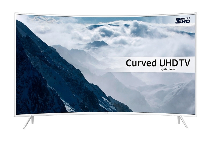 "123 cm (49"") KU6500 Curved Smart 4K UHD TV"