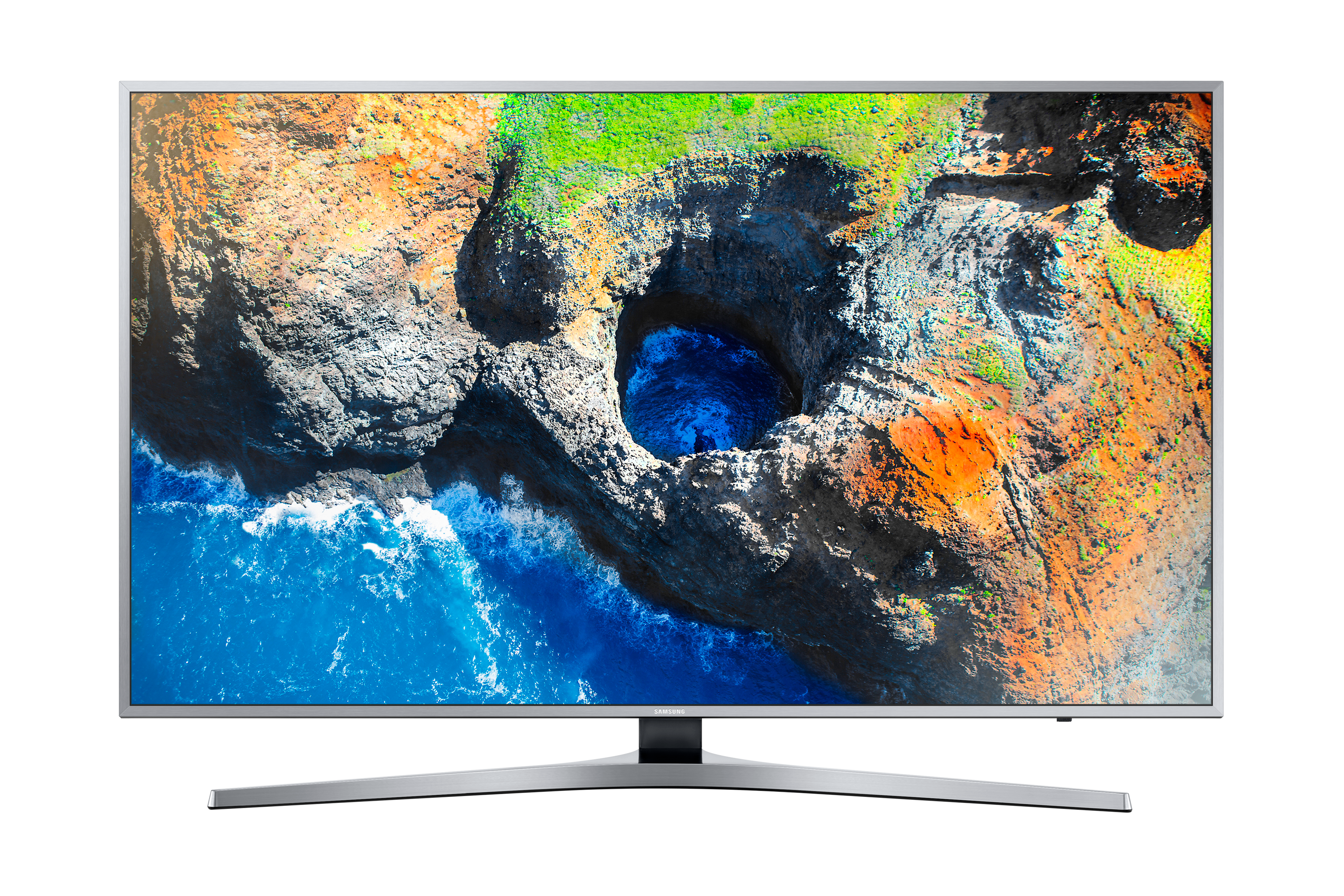"138 cm (55"") MU6400 Smart 4K UHD TV"
