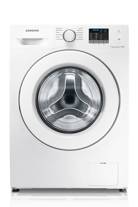 WFF400E Pralni stroj z  Eco Bubble tehnologijo, 6 kg