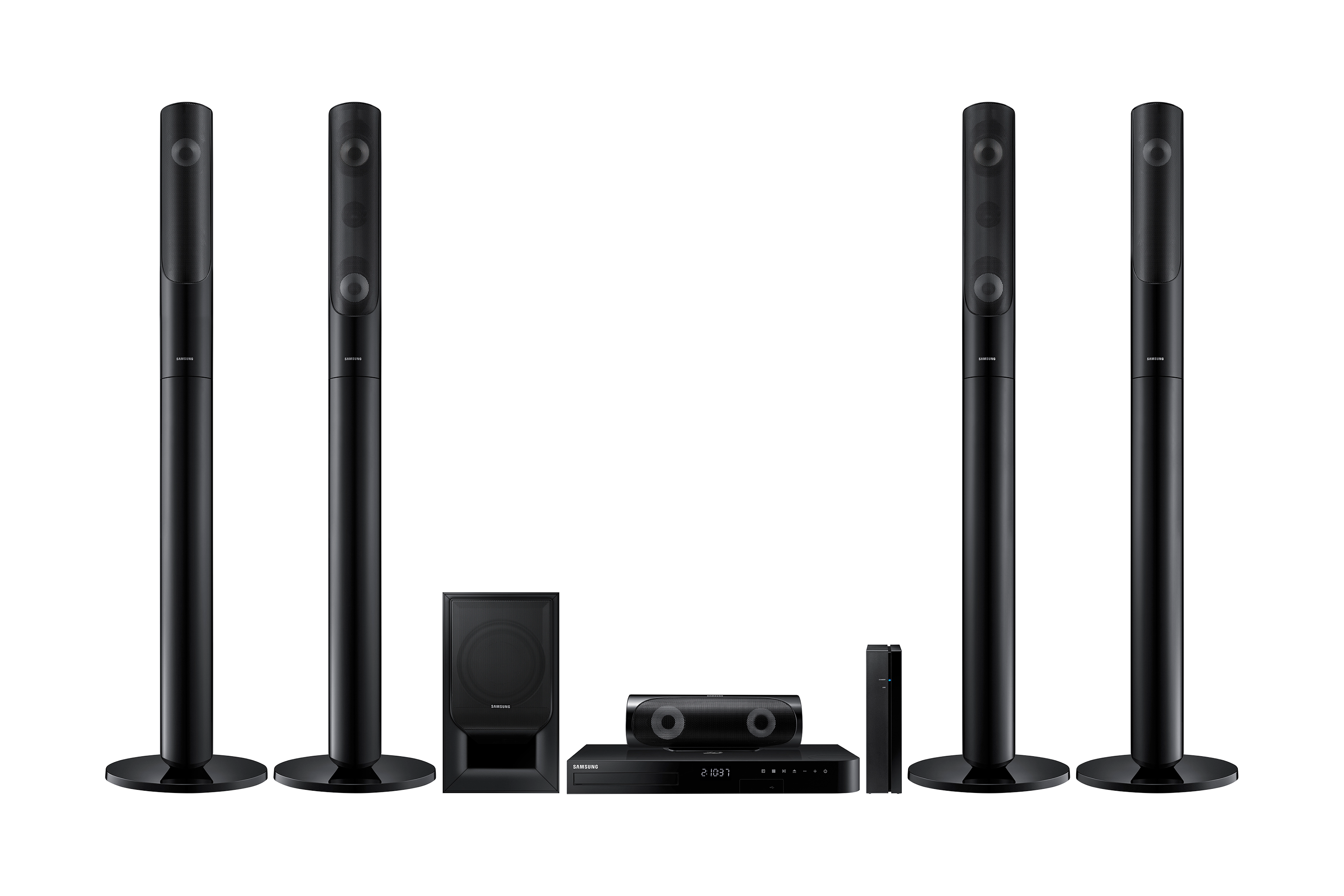 1000 W 5.1Ch Blu-ray Home Entertainment System HT-J5550WK